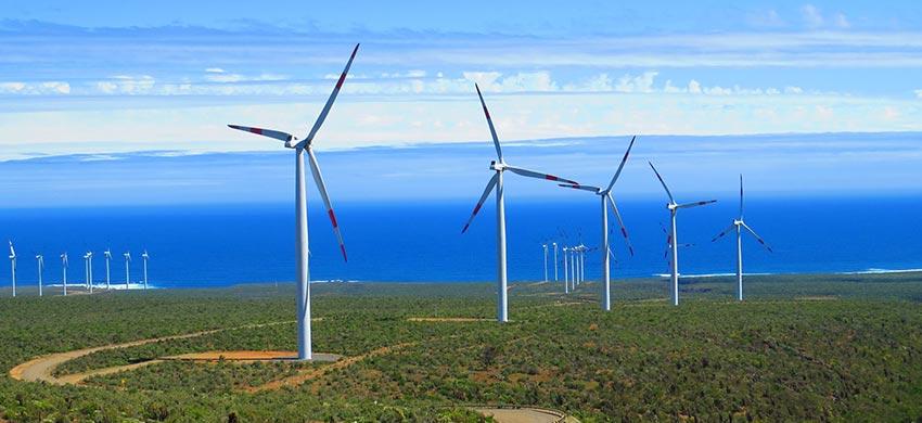 que es la energía eólica