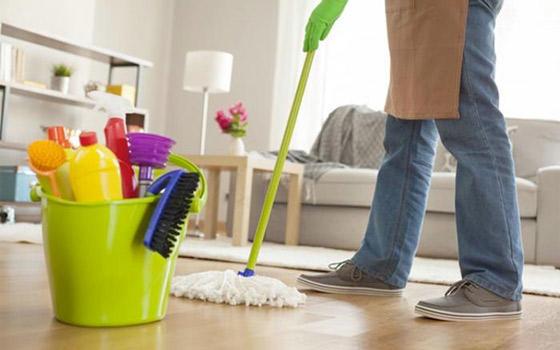 Curso de Limpieza de Interior de Inmuebles