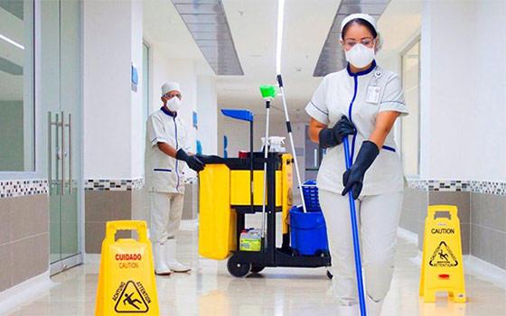 Curso online de Limpieza Hospitalaria