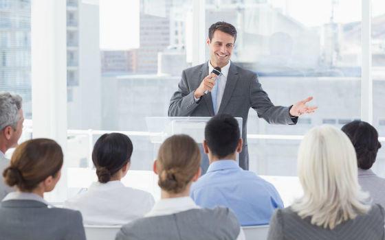 Curso online de Presentaciones en Público