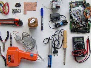Curso online de Elementos, Herramientas y Equipos para el Conexionado de Equipos Eléctricos y Electrónicos