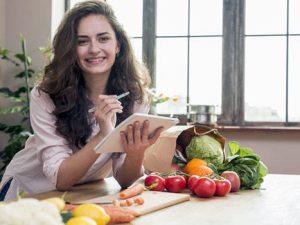 Curso online de Elaboración de Menús para Dietas Especiales
