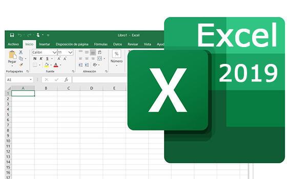 Curso online de Excel 2019 Básico
